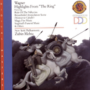 """Wagner - Highlights from """"The Ring""""/Zubin Mehta"""