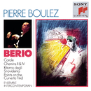 Berio:  Chemins II & Chemins IV;  Points on the Curve to Find/Pierre Boulez