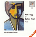 Anthology Of Guitar Music Vol. 6/Kurt Schneeweiss