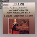 """Bach:Werke aus dem """"Notenbüchlein für Anna M. Bach/Gustav Leonhardt"""