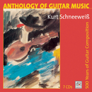 Anthology Of Guitar Music / Guitar Music From 5 Centuries 7-CD-BOX/Kurt Schneeweiss