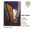 Satie: Piano Works/John White