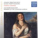 Telemann: Trauerkantate / J.S. Bach: Actus Tragicus/Elly Ameling