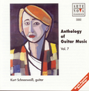 Anthology Of Guitar Music Vol. 7/Kurt Schneeweiss