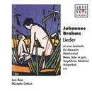 Brahms: Lieder/Lan Rao/Micaela Gelius