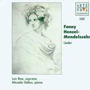F.Hensel-Mendelssohn: Lieder/Lan Rao/Micaela Gelius