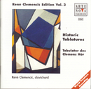 Clemencic Edition Vol.3/Tabulator des Clemens Hör/Clemencic Consort