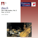 Bach:  Suites for Violoncello, Vol. 2/Anner Bylsma