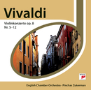 Vivaldi: Violinkonzerte 5-12/Pinchas Zukerman
