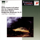 Liszt: Works for Piano/Andre, Watts, Charles Rosen
