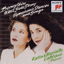Bernstein: Symphonic Dances from West Side Story (arranged for Two Pianos); Songs/Katia & Marielle Labeque