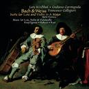 Music for Lute, Violin & Violincello/Lutz Kirchhof, Giuliano Carmignola, Francesco Galligioni