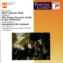Prokofiev: Peter and the Wolf/Saint-Saens: Carnival of the Animals/Britten: The Young Person's Guide to the Orchestra/Eugene Ormandy
