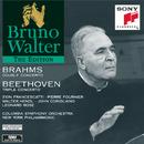 Brahms: Double Concerto; Beethoven: Triple Concerto/Bruno Walter