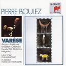 Varese/Pierre Boulez