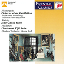 Pictures at an Exhibition; Kodály: Hary János Suite; Prokofiev: Lieutenant Kijé Suite/George Szell