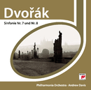 Dvorak: Sinfonien 7&8/Andrew Davis