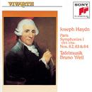 Paris Symphonies Hob. I: 82, 83 & 84/Tafelmusik - Bruno Weil