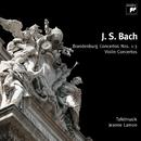 J. S. Bach: Brandenburgische Konzerte Nr. 1-3, Violinkonzerte/Tafelmusik