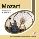 Mozart: Violinkonzerte 4+5/Pinchas Zukerman