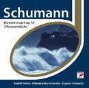 Schumann: Manfred Ouvertüre/Klavierkonzert op. 92&134/Eugene Ormandy