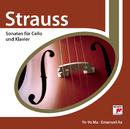 Strauss: Sonaten für Cello und Klavier/Yo-Yo Ma