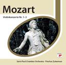 Mozart: Violinkonzerte 1-3/Pinchas Zukerman