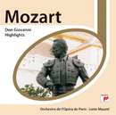 Mozart: Don Giovanni Highlights/Lorin Maazel