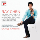 Tchaikovsky and Mendelssohn:  Violin Concertos/Ray Chen