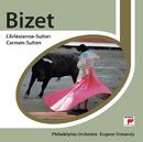 Bizet: L'Arlesienne Suite/Carmen Suite/Eugene Ormandy