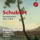 Schubert: Symphonies Nos. 3 & 4/David Zinman