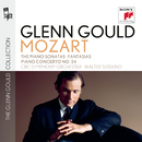 Glenn Gould plays Mozart: The Piano Sonatas (No. 10: Recordings of 1958 & 1970); Fantasias K. 397 & K. 475; Fantasia & Fugue K. 394; Piano Concerto No. 24 K. 491/Glenn Gould
