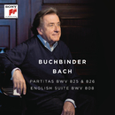 Bach: Partitas, BWV 825 & 826 - English Suite, BWV 808/Rudolf Buchbinder