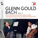 Glenn Gould plays Bach: The 6 Sonatas for Violin & Harpsichord BWV 1014-1019; The 3 Sonatas for Viola da gamba & Harpsichord BWV 1027-1029/Glenn Gould