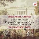 Beethoven: Piano Concerto No. 5, Op. 73 & Concerto for Violin and Orchestra, Op. 61/Tafelmusik
