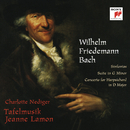 Wilhelm Friedemann Bach: Sinfonias & Suite in G Minor & Concerto for Harpsichord in D Major/Tafelmusik