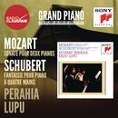 Mozart / Schubert - Perahia, Lupu/Radu Lupu & Murray Perahia
