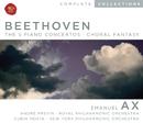 Beethoven, Piano Concertos 1-5; Choral Fantasia/Emanuel Ax