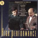 Tchaikovsky & Sibelius Violin Concertos/Dvorák: Romance/Itzhak Perlman