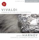 Vivaldi: Complete Cello Concertos/Ofra Harnoy