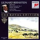 "Brahms: Piano Concerto No. 2, ""Haydn"" Variations/André Watts, New York Philharmonic, Leonard Bernstein"