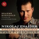Brahms and Korngold Violin Concertos/Nikolaj Znaider