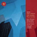Barber: Violin Concerto; Cello Concerto & Piano Concerto: Classic Library Series/Leonard Slatkin