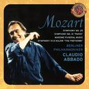 "Mozart: Symphonies No. 31 ""Paris"" & 25; Masonic Funeral Music;  Posthorn Symphony [Expanded Edition]/Claudio Abbado"
