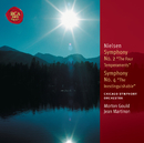 "Nielsen: Symphony No. 2 ""The Four Temperaments"" & Symphony No. 4 ""Inextinguishable""/Jean Martinon & Morton Gould"