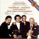 Isaac Stern:  60th Anniversary Celebration/Isaac Stern, Itzhak Perlman, Pinchas Zukerman, New York Philharmonic, Zubin Mehta