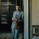 Vivaldi: Late Violin Concertos/Giuliano Carmignola