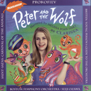 Peter and the Wolf; Carnival of the Animals; Young Person's Guide to the Orchestra/Melissa Joan Hart, Boston Symphony Orchestra, Seiji Ozawa