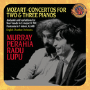 Mozart: Concertos for 2 & 3 Pianos; Andante and Variations for Piano Four Hands [Expanded Edition]/Murray Perahia, Radu Lupu, Sir Georg Solti