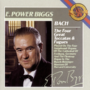 Bach:  The Four Great Toccatas and Fugues/E. Power Biggs